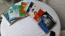 Título do anúncio: Vendo livros diversos