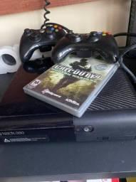 Xbox 360 com brinde