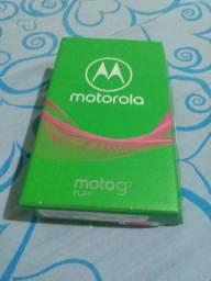 Moto g7 play - 32gb - 4g com Nota Fiscal