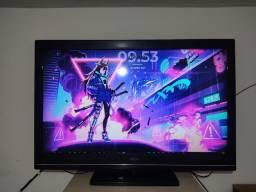 Tv 42 não Smart, Philco. Som Dolby digital.
