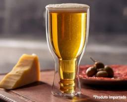 Cerveja /taças garrafa invertida. Novas