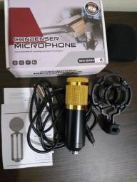 Título do anúncio: Microphone condensador