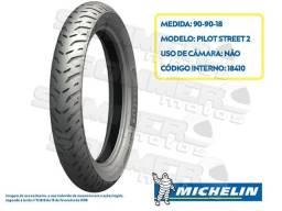 Pneus Novos Michelin 90/90 R18 S/C