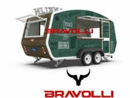 Trailers, food truck, Trailers Camping BRAVOLLI