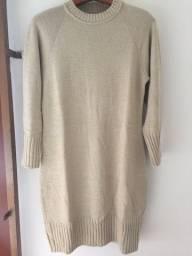 Blusão Tam g novo blusão longo