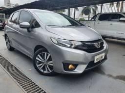 Honda fit EX 1.5 14/15 flex aut. cinza