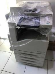 Impressora laser colorida Xerox wc 7435