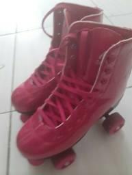 Patins Roller skate glitter