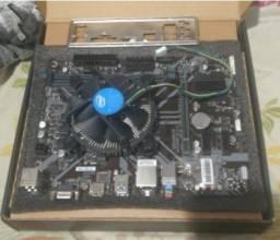 Kit I5 9600k + Placa mãe