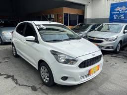 Ford KA 1.0 completíssimo  - Único Dono - 15/15 - Vistoriado 2021 - Novo demais!