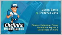 CHEFINHO MARIDO DE ALUGUEL & SERVIÇOS