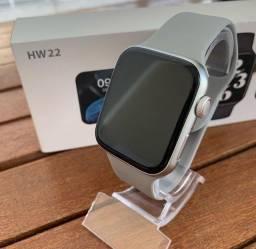 Título do anúncio: Hw22 smartwatch