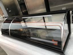 Sushi Case freezer - semi nova - ótimo estado
