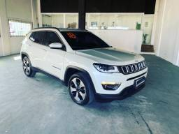 Jeep Compass 2018 apenas 39 mil km