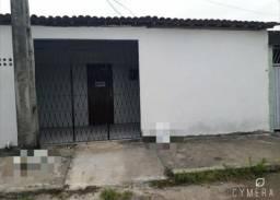 Casa no bairro de canudos