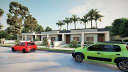 Casa nova 2 dormitórios no Amarílis