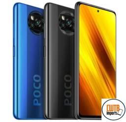 Xiaomi Poco X3 6GB 64GB - 12X Sem Juros