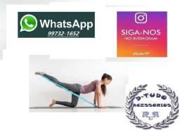 Título do anúncio: Faixa Elástica Thera Band Pilates, Yoga