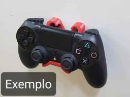 Título do anúncio: Suporte Controle PS4 Parede