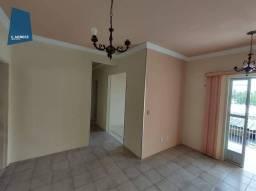 Apartamento com 3 dormitórios para alugar, 108 m² por R$ 1.400,00/mês - Benfica - Fortalez