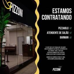 Vaga de Pizzaiolo