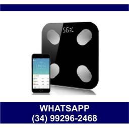 Balança Digital de Bioimpedância 180Kg Bluetooth * Fazemos Entregas