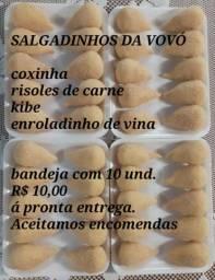 SALGADINHOS DA VOVÓ