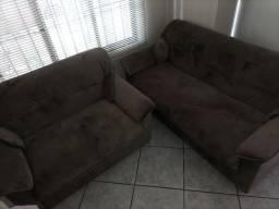 Título do anúncio: Jogo sofa
