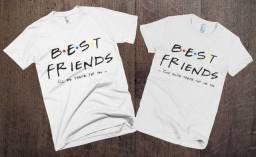 2 Camisas Friends - Presente para amigos