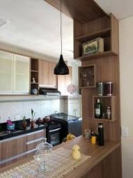Título do anúncio: Apartamento à venda, 52 m² por R$ 159.000,00 - Parque Industrial Um - Marialva/PR