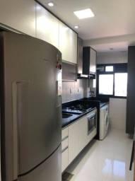 Apartamento 2/4 suíte, nascente, vista livre, Villa Privilege, Decoração única!!!