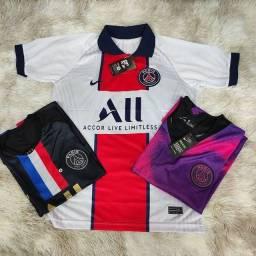 Camisa Paris saint Germain (03 modelos disponíveis) entrega gratuita para toda João pessoa