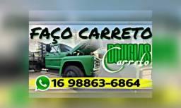 Fretes Ribeirão e região