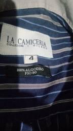 Título do anúncio: Camisa de magnata