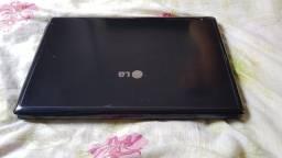 Notebook Lg a410- Intel Core i3 2.2Ghz- 4Gb memória-320Gb Hd -Tela 14'-Nota-Ac Cartão 12x