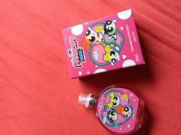 Desodorante colônia Powerpuff Girls Jequiti