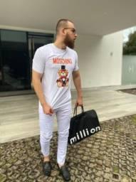 Título do anúncio: Kit masculino  , calça , camisas , bermuda  ,  tênis