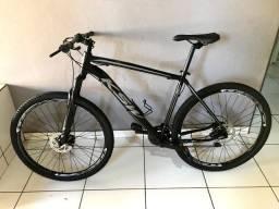 Bicicleta KSW Alumínio + kit reparo e acessórios