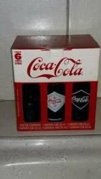 Coca Cola Retrô - Com Brindes.