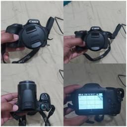 Título do anúncio: Canon PowerShot SX520 HS