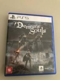 Título do anúncio: Jogo Ps5-Demons Souls