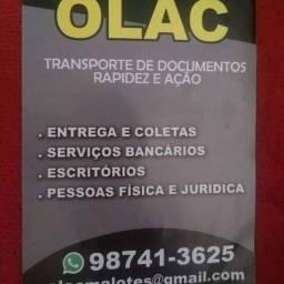 OLAC Transporte documento