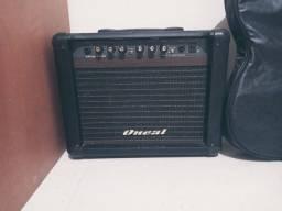Título do anúncio: Amplificador para guitarra O'Neal OCG 100