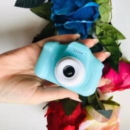 Câmera Fotográfica Infantil Digital 1080p Cartão SD 16 Gb