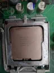 Placa mae ESC 0700705-S DDR2 + Pentuim 4