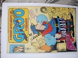 """Revista Gibi """"Groo o Errante"""""""