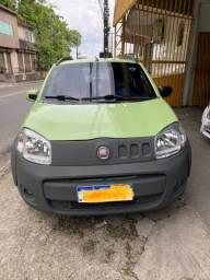 Título do anúncio: Fiat uno way 1.4 2013/2014