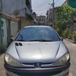 Peugeot 206 Quicksilver 2003