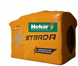 Título do anúncio: BATERIA 50 AH STRADA FAB HELIAR ONIX OUTROS DELIVERY