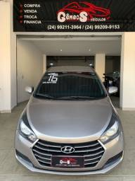 Hyundai HB20S Comfort 1.6 Automático 2016